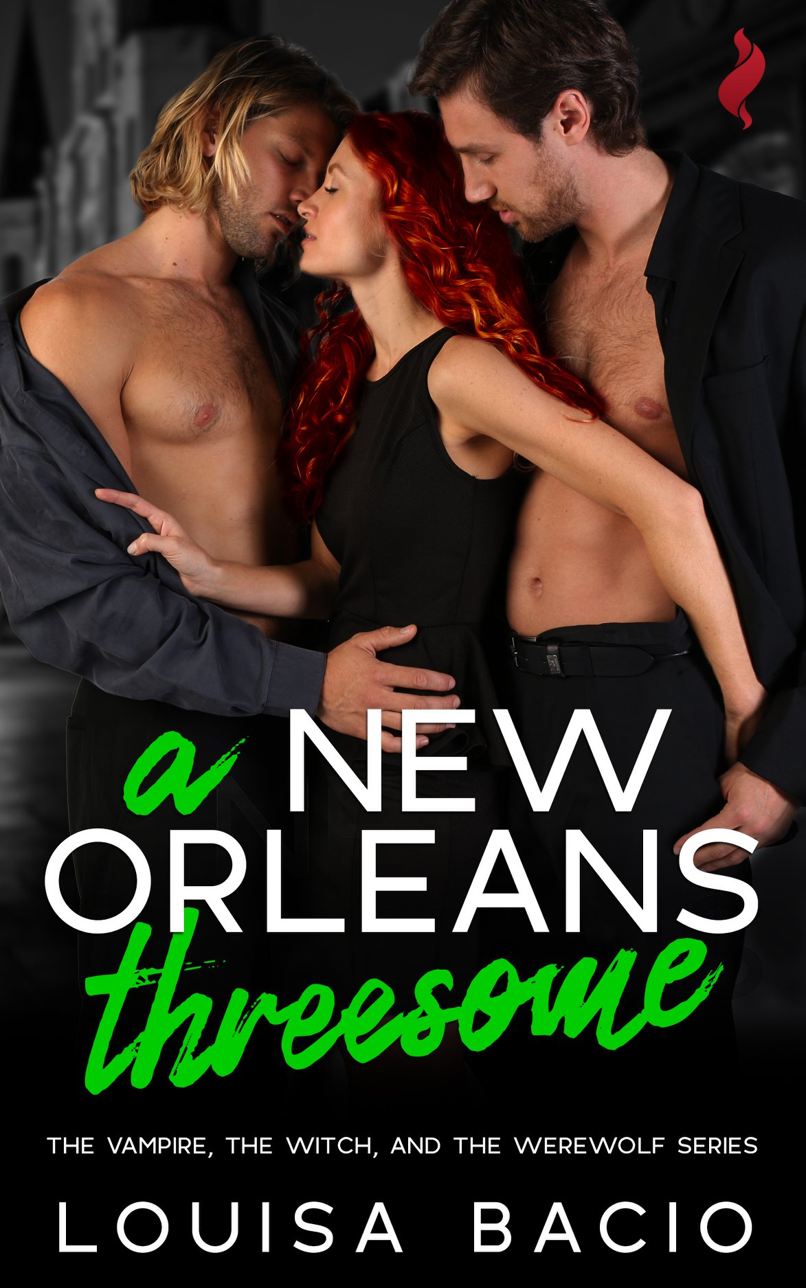 A New Orleans Threesome