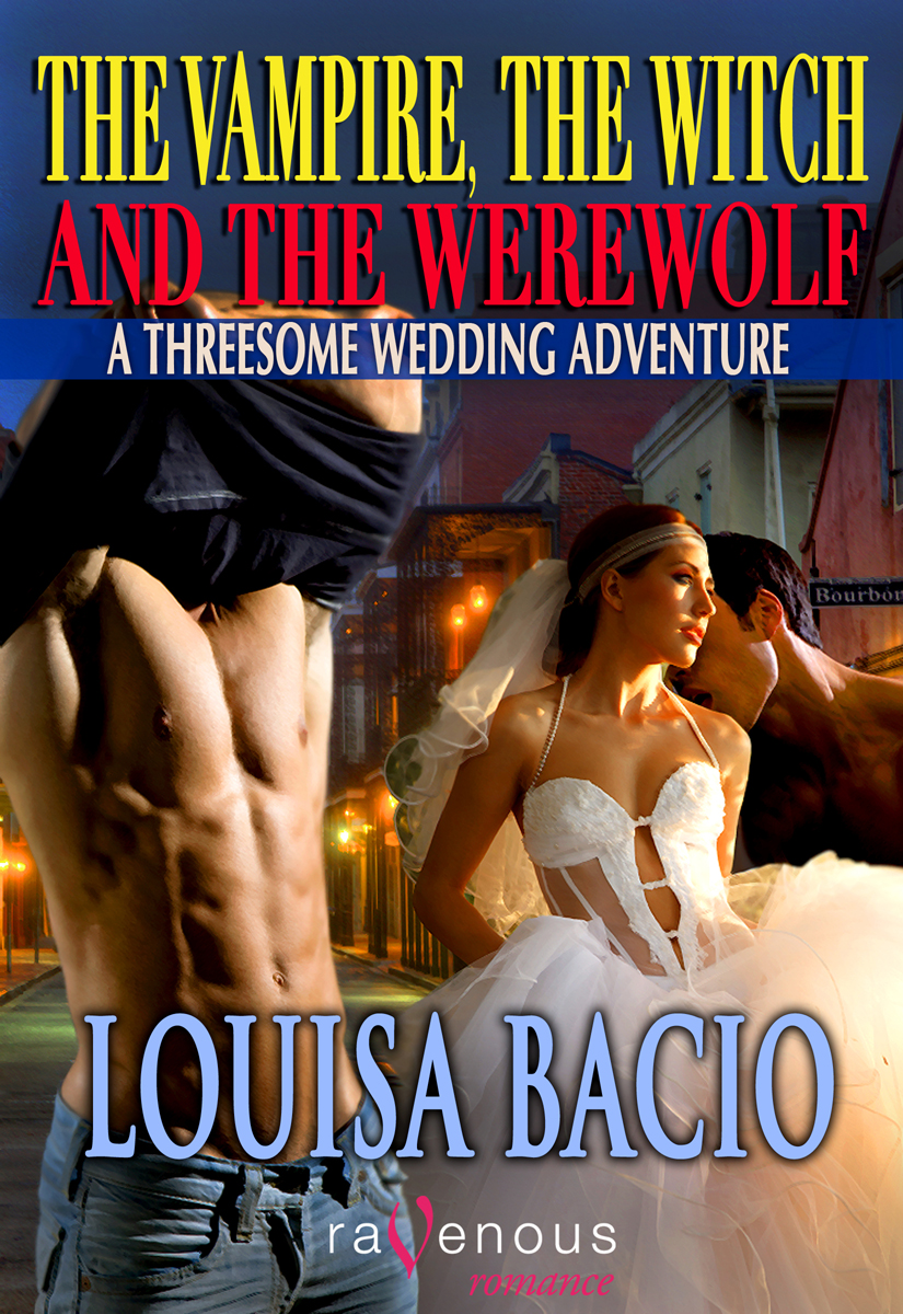 A Threesome Wedding Adventure Cover