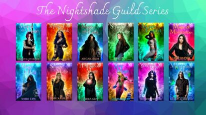 The Nightshade Guild Series